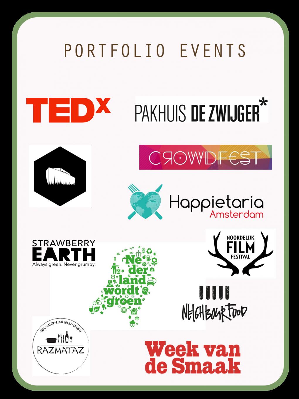 Insecten op evenement - BUGZZ - Portfolio - Events